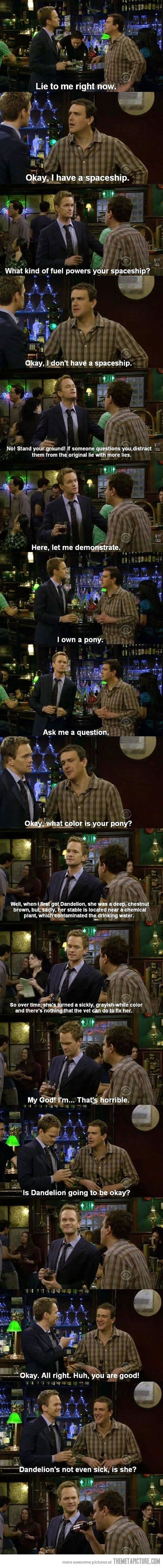 has to be one of the best shows...