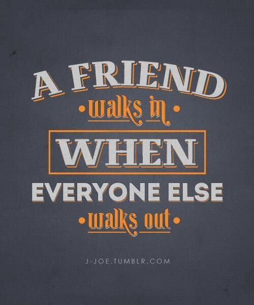 I am so thankful for my TRUE friends!