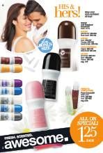 Avon Brochure - Deals!