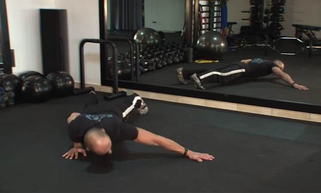 The Archer Pushup | Chest Workouts for Men: 5 Exercises to Look Better in Shirts