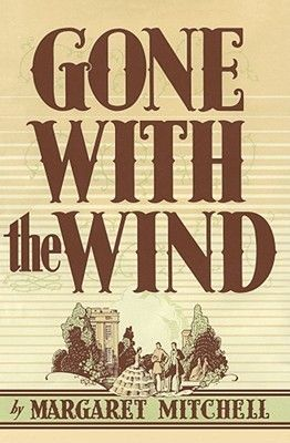 Gone with the Wind by Margaret Mitchell, one of Mary Anne Schwalbe's all time favorites
