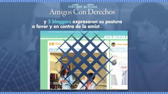"""Video del caso """"Agrupación Amigos Verdaderos"""" para promocionar la película """"Amigos con Derechos"""""""