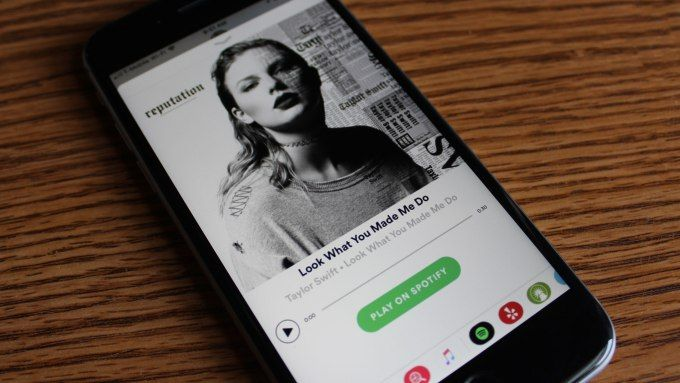 Spotify launches an iMessage app for texting songs to friends