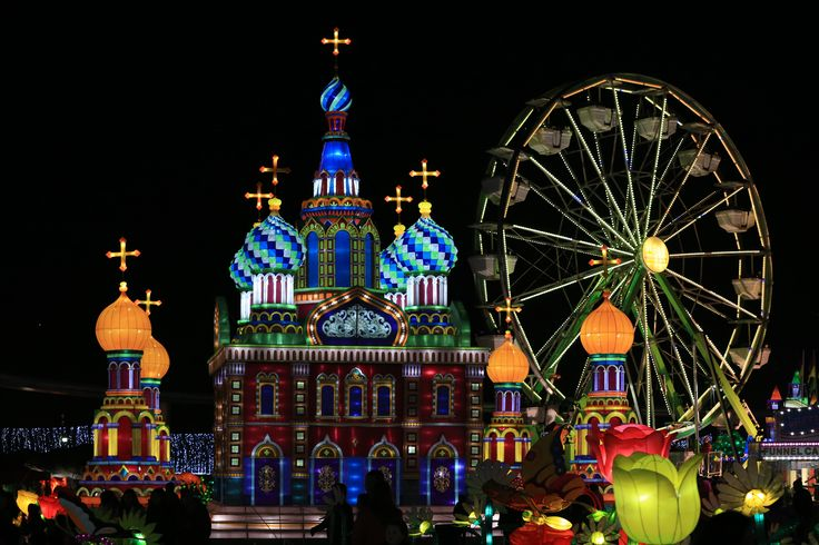 Rides, games, food, entertainment and lights all in one place this Christmas at Global Winter Wonderland!