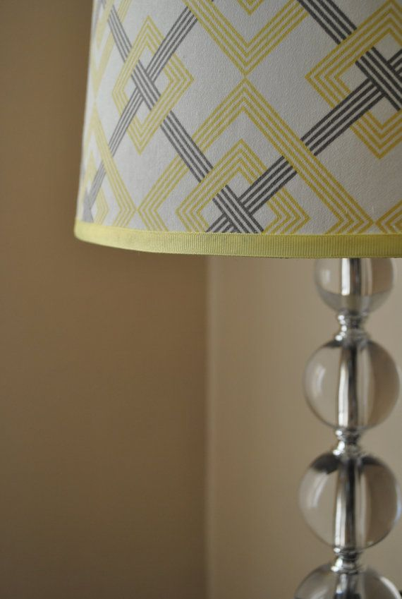 Best 25 Yellow Lamp Shades Ideas On Pinterest Yellow