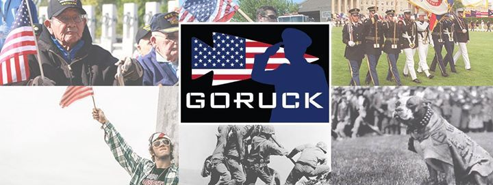 "Veteran's Day is the occasion to honor those who signed a blank check to America. There is no better way to say ""Thank You for your Service"" than rucking around your city and thanking a Vet. Cadre and Ruckers are expected to bring a picture and ..."