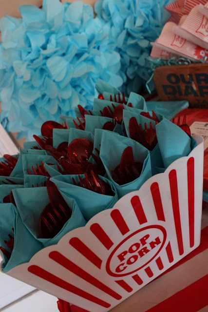 Buckets of Grace: Carnival Party Part V - Food, Carnival Style