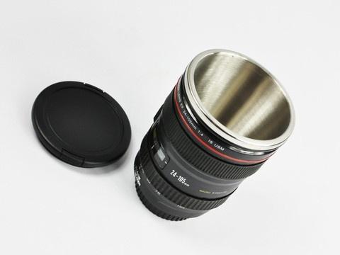 Camera Lens Mug. $25