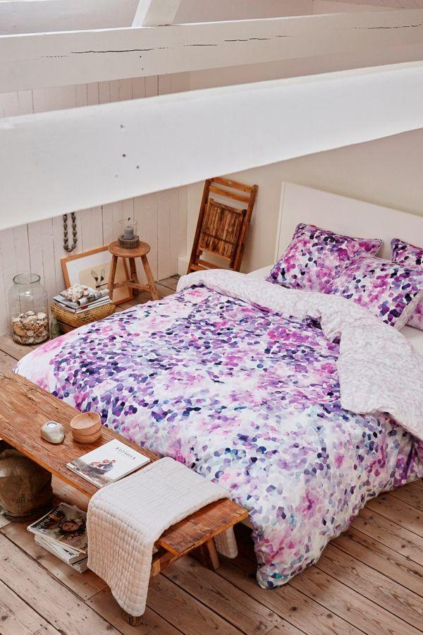 die besten 25+ lila bettwäsche ideen nur auf pinterest