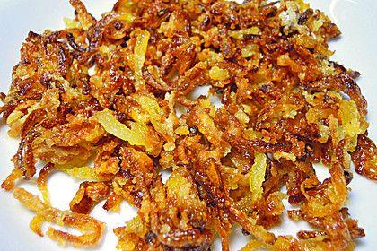 Röstzwiebeln (Rezept mit Bild) von ginkoe   Chefkoch.de