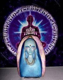 Bird People, Arcturians & Blue Lady from Pleiades - ET Sculptors