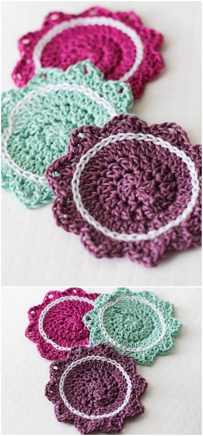 Fall Crochet Patterns Free Patterns For Home Dcor Free Crochet