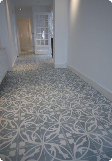 Fliesen Muster / Eingang / Classic tiles