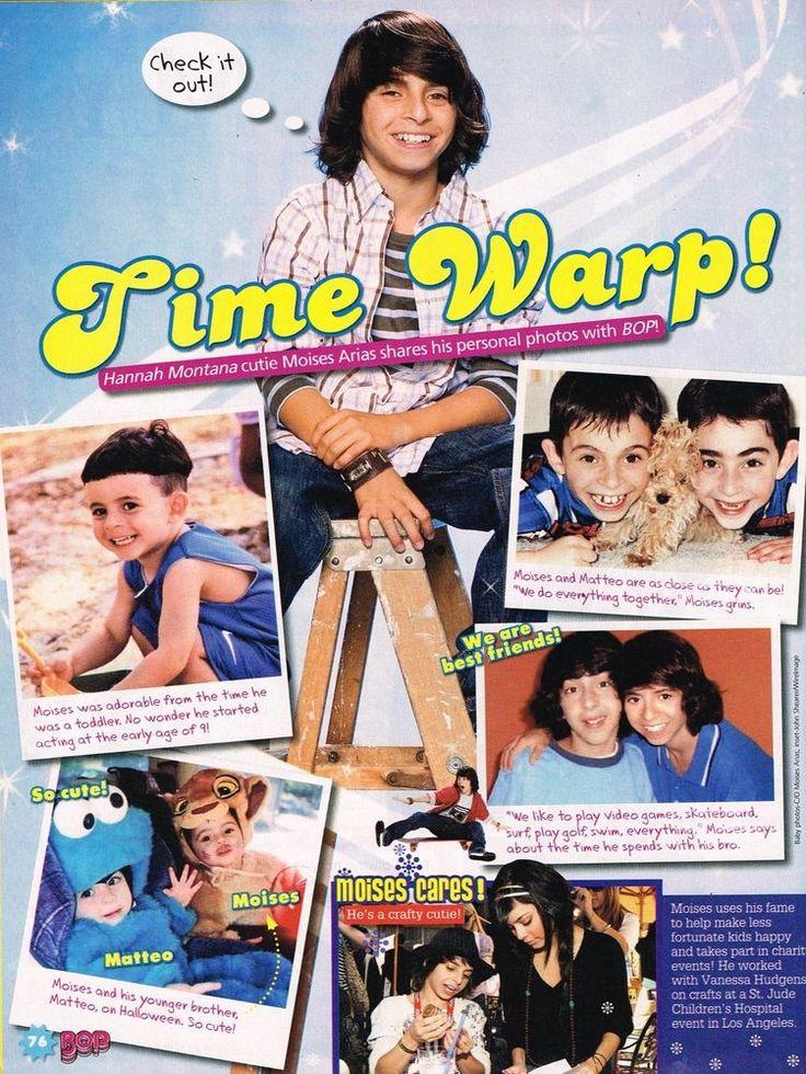 """Moises Arias """"Time Warp!"""""""
