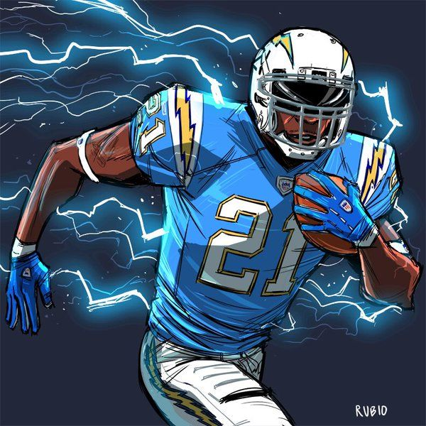 San Diego Chargers Fantasy Football Names: 1000+ Ideas About Ladainian Tomlinson On Pinterest
