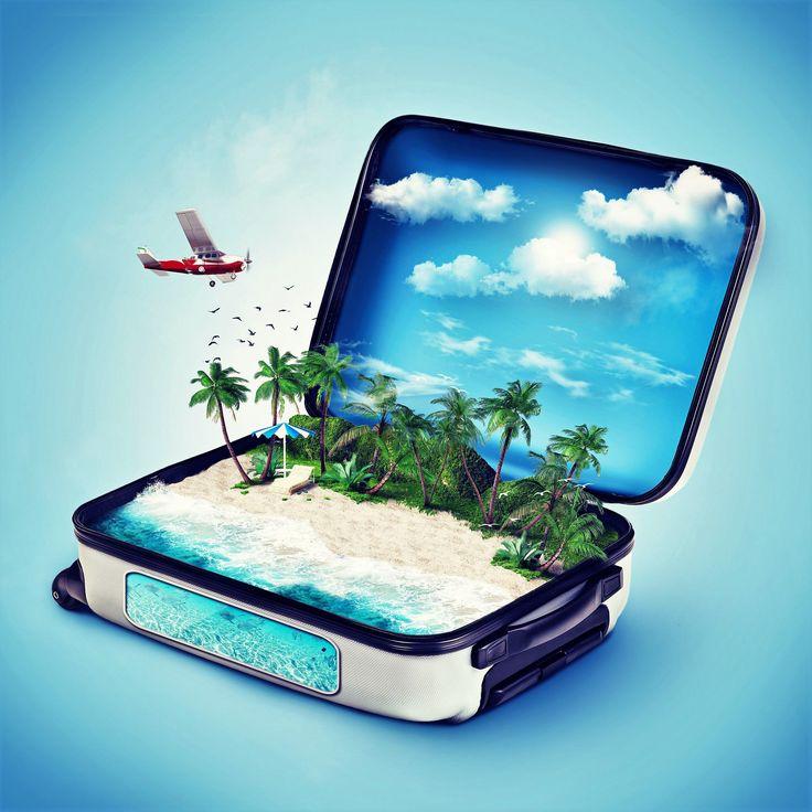 Habt Ihr Schon Die #Sachen Aus Der #Lagerbox Für Euren #Paradiesurlaub  Geholt?