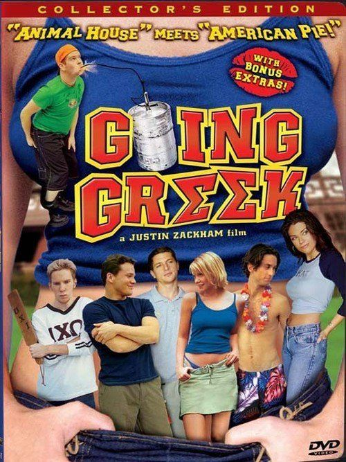 Watch Going Greek Full-Movie
