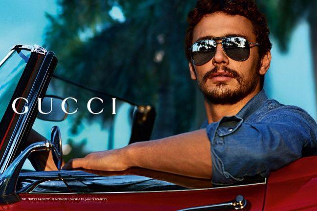 Gucci : une campagne automne-hiver 2013 avec James Franco