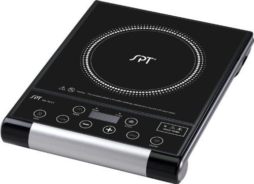 SPT Micro-Computer Radiant Cooktop  SPT Micro-Computer Radiant Cooktop Portable radiant cook top gives you convenience, durability and elegance. Radiant heat technology offers rapid heating with 8 power settings and is suitable with any type of cookware. Glass ceramic plate and and touch-sensitive control panel adds beauty to any kitchen and cooking environment.  http://www.thecooktops.com/spt-micro-computer-radiant-cooktop/