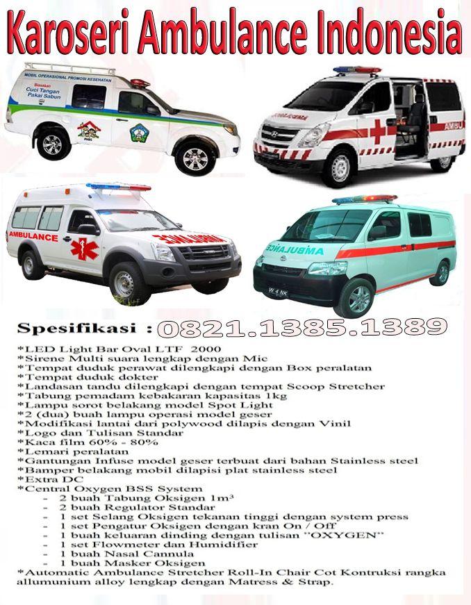 Pin di Harga Pembuatan Mobil Ambulance & Pelayanan