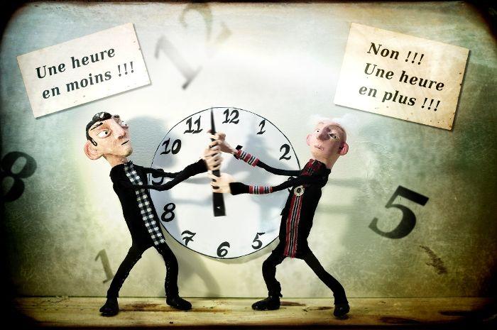 Changement D'heure de Olivier Merlin sur Art Limited