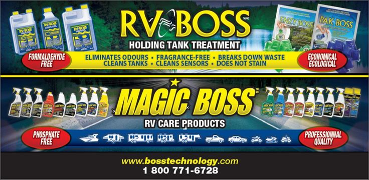 RV Care Approved: Boss Technology