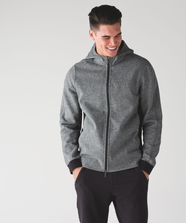 Men's Workout Hoodie - Heavyweight Hoodie - lululemon - discount womens watches, womens sports watches, womens big face gold watches