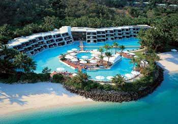 Hayman Island Resort Hotel, Australia