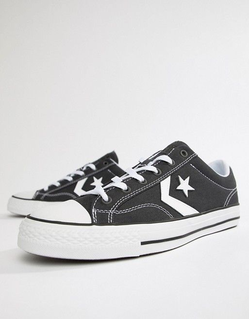 869394dbb8d1aa ... amazon converse star player ox sneakers in black 160559c pinterest converse  star player converse star and ...
