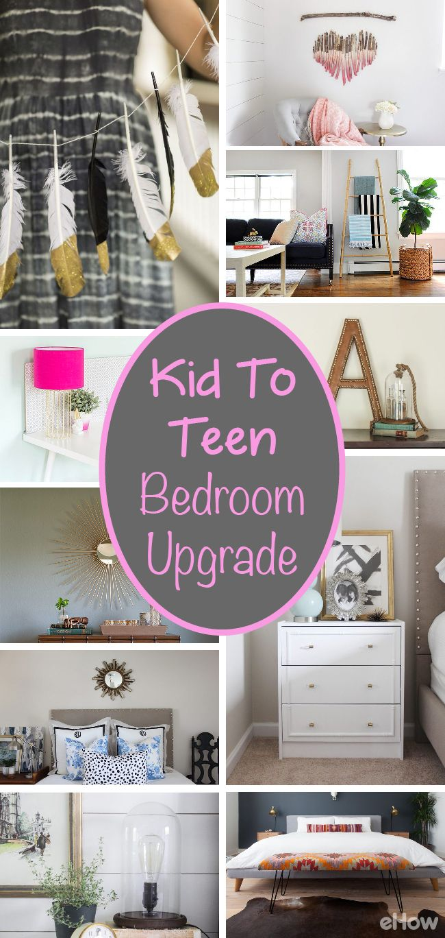 How to Update a Child's Room for a Teenager