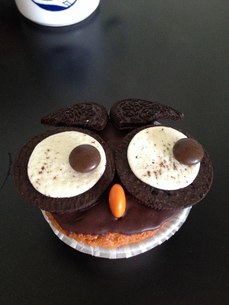 Cupcake Orio