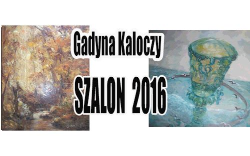 Press release  Salon 2016 Gadyna Kálóczy  The... | Gadyna Kaloczy