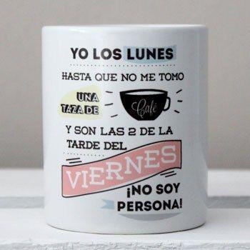 Tazas para regalar dise os originales frases con dise o sublimacion - Tazas de cafe de diseno ...