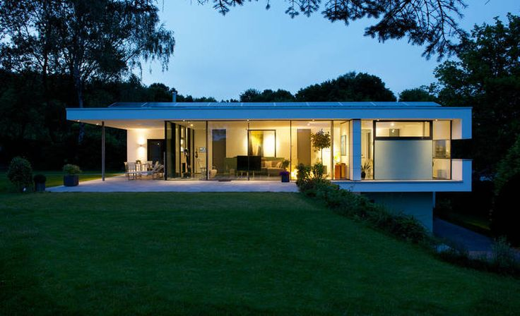 Sliding windows and sliding doors from KELLER minimal windows® - perfect design for large glass areas