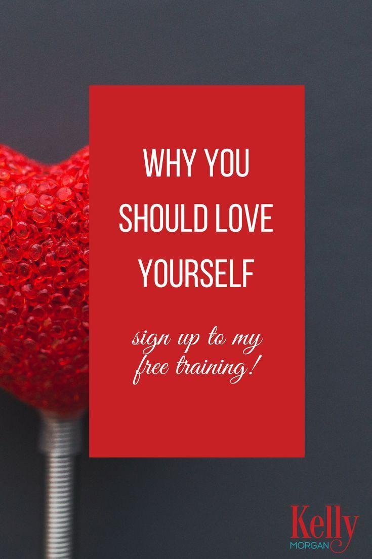 why should i love myself