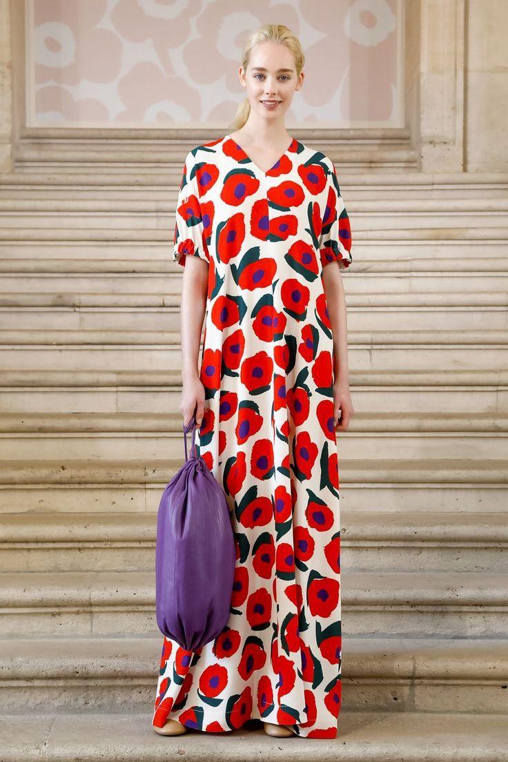 ab94e6f33f23 Marimekko Ready to wear SS2019 Paris Urban Fashion Trends, Fashion News,  Runway Fashion,