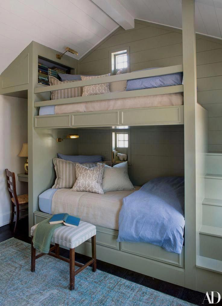 Pin On Bunk Bed With Stairs