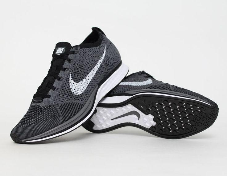 Nike Racer Flyknit Black