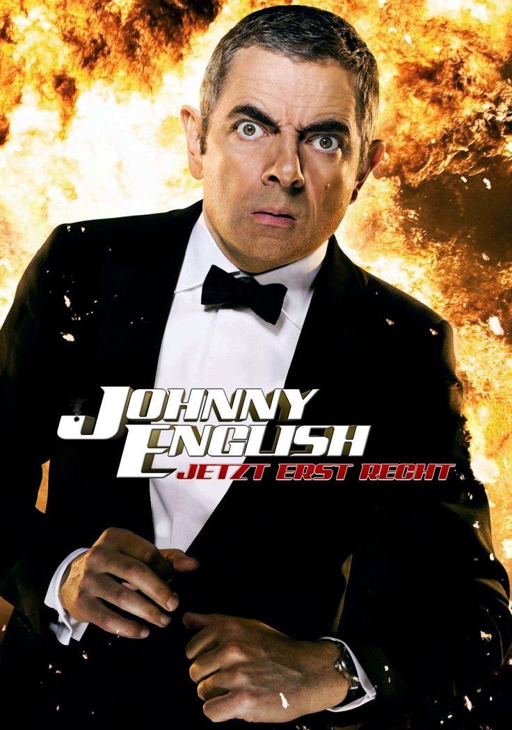 Johnny English Reborn (2011) BRRip 720p Dual Audio In Hindi English