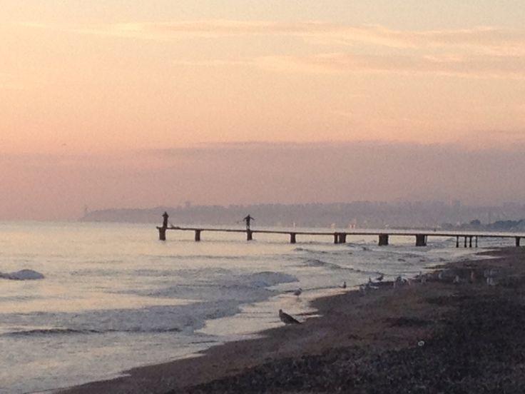 Samsun#deniz#gün batimi#sahil