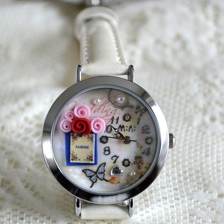 MINI hodinky - Svatební