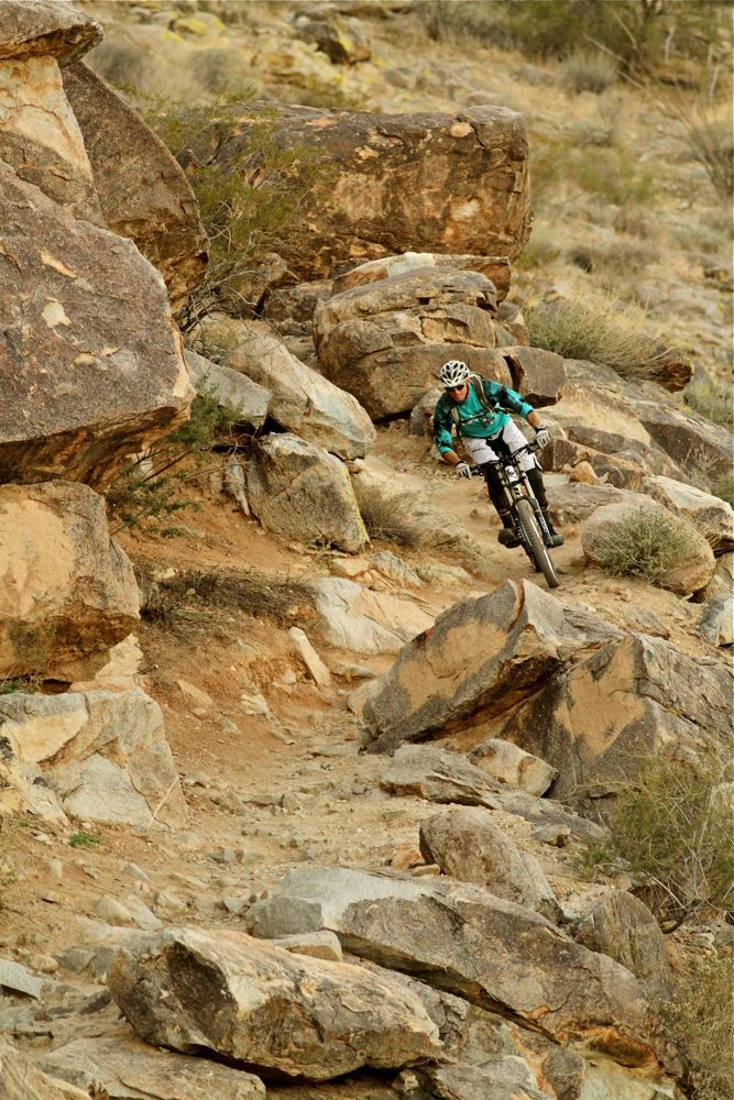 Photo of the Day: Mountain Biking in Phoenix, Arizona | News | mountain-bike-action