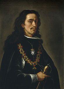 Juan Jose d'Autriche, l'opposant