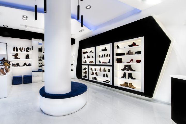 Georgantas Shoes by SmART interiors, Athens - Greece