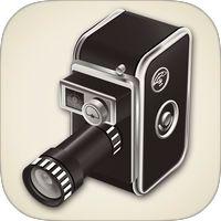 8mm Vintage Camera by NEXVIO INC.