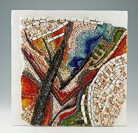 mosaic dancers Art | La Mosaïque décorative, un Art très 'tendance' dans la Maison !