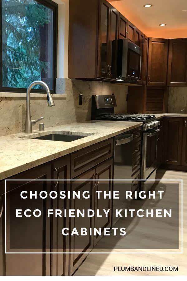 Eco Friendly Kitchen Cabinet Options Eco Friendly Kitchen