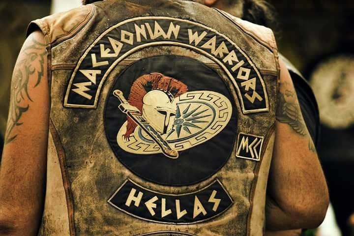 Macedonian Warriors MC /Greece | MC Patches & Cuts