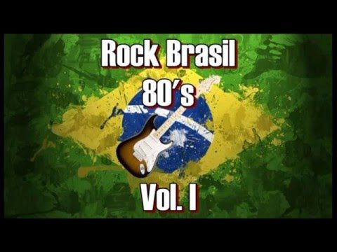 Rock Brasil Anos 80 - Vol. I - As Melhores - The Best Of - Greatest Hits