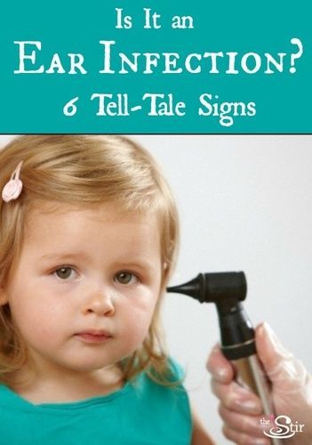 The Stir-6 Signs of Ear Infections in Toddlers